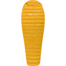 Sea to Summit Spark Sp0 Sleeping Bag regular, yellow